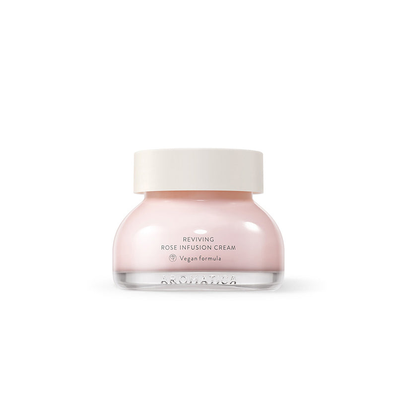 Aromatica Reviving Rose Infusion Cream 50ml
