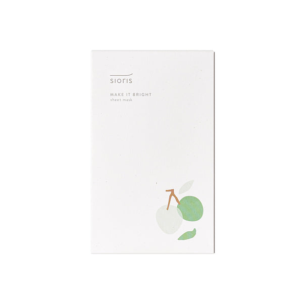 Sioris Make It Bright Sheet Mask