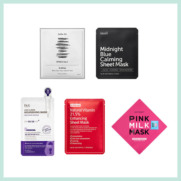 Skincare Essential Pamper Pack