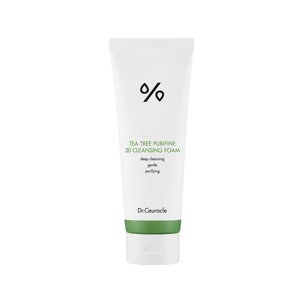 Dr. Ceuracle Tea Tree Purifine 30 Cleansing Foam 150g