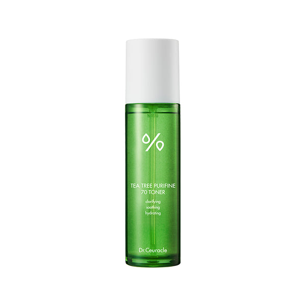Dr Ceuracle Tea Tree Purifine 70 Toner