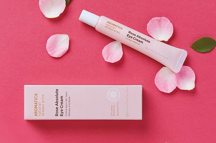 Aromatica Rose Absolute Eye Cream 20g (Full product)