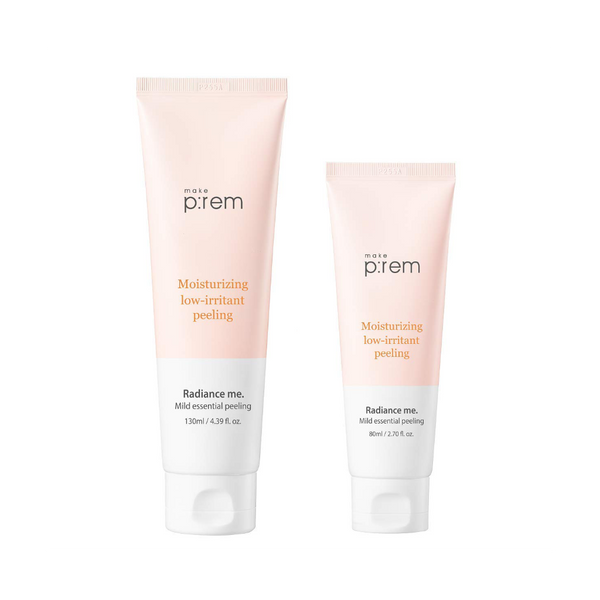 MAKE P:REM RADIANCE ME. MILD ESSENTIAL PEELING GEL 130ML