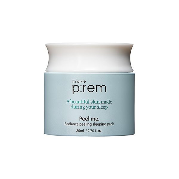 Make P:Rem Peel Me Radiance Peeling Sleeping Pack 80ml