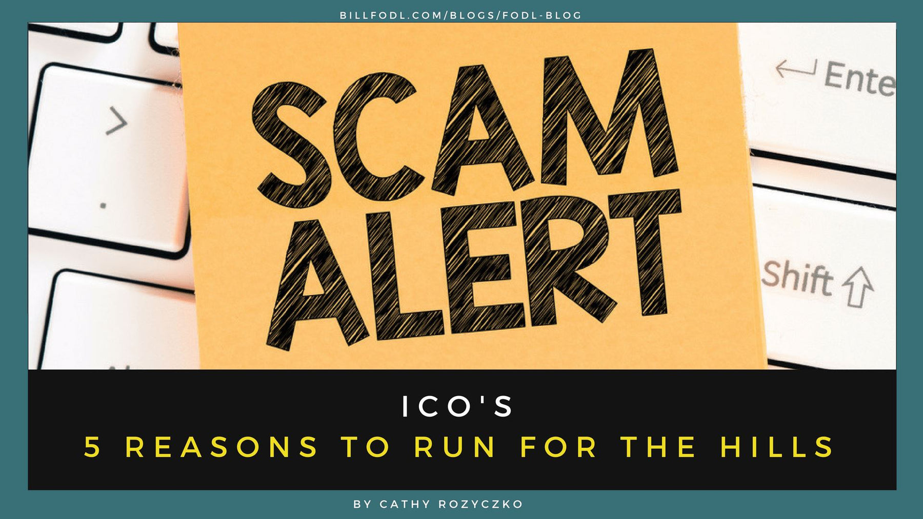 ICO Drama | 5 Red Flags That Should Send You Running