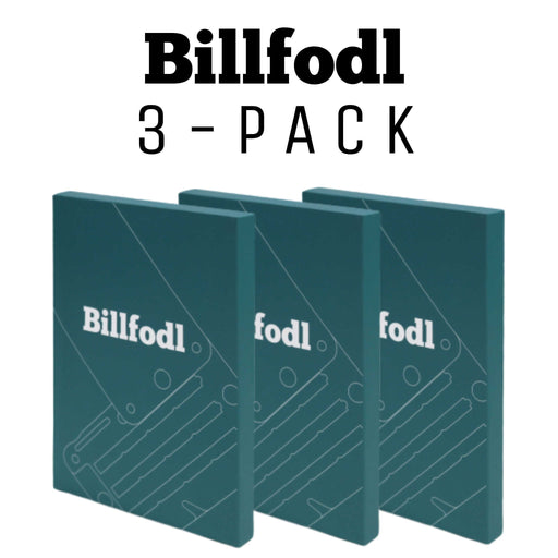 Billfodl 3-Pack Bundle
