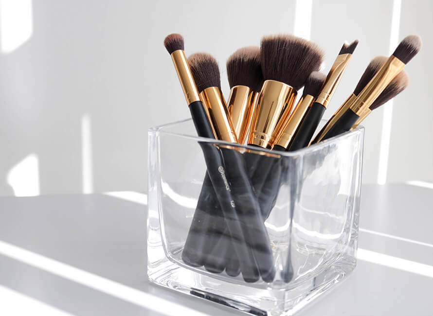 Should I clean my makeup brushes?