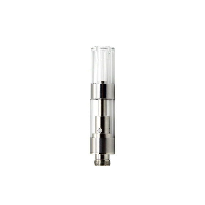 510 Thread 0.5ml/1.0ml 2.0MM PLASTIC CARTRIDGES [500 QTY]