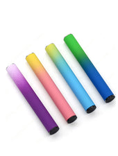 COLORFUL BUTTONLESS 510 THREAD WAX PEN BATTERY