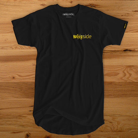 Black/Gold T-Shirt
