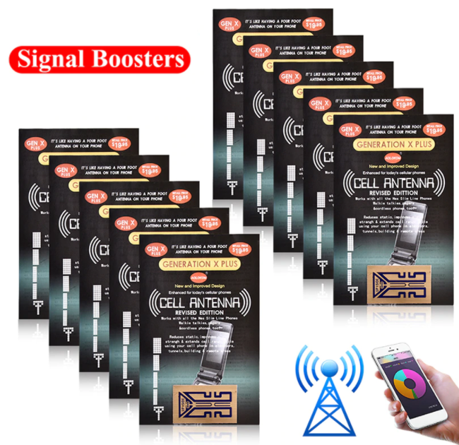 Cellphone Signal Booster Antenna