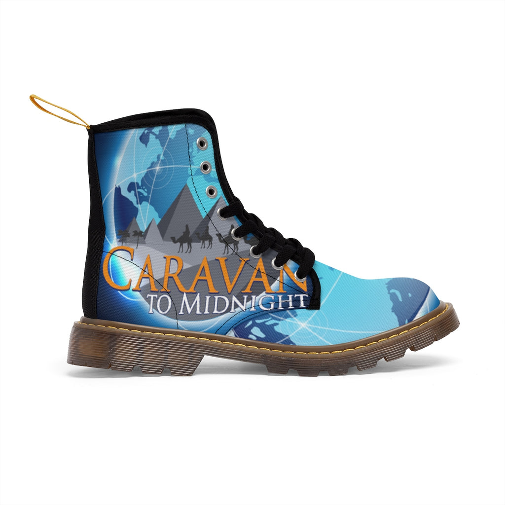 Caravan to Midnight Men's Martin Boots