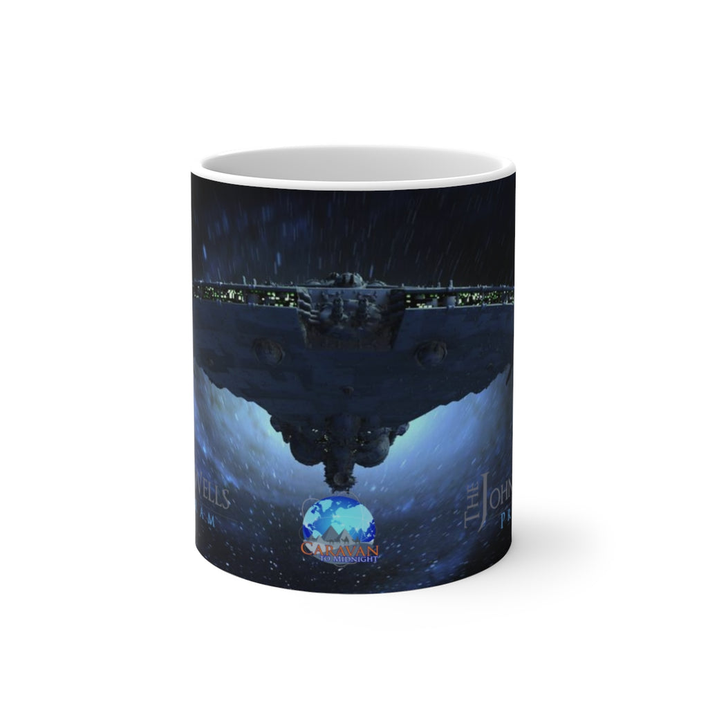 Color Changing Space Mug