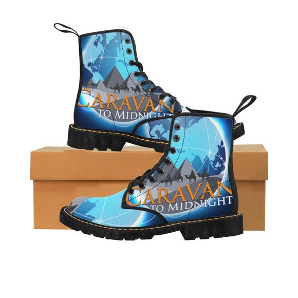 Caravan to Midnight - Kids' Martin Boots