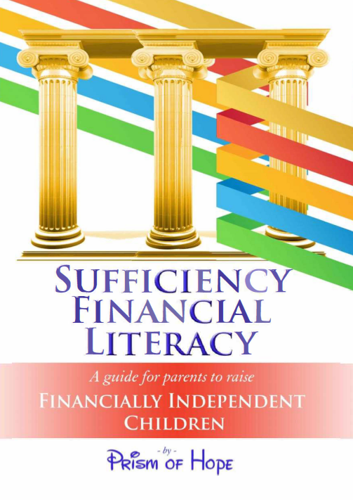 Sufficiency Financial Literacy for Children - Workbook