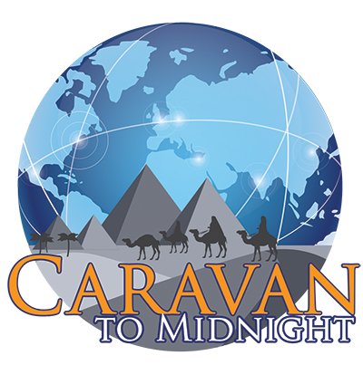 Caravan to Midnight Raffle Ticket - 2021