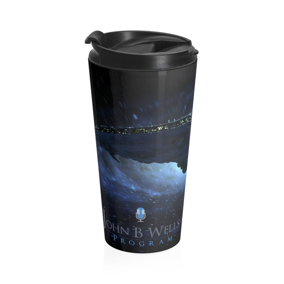 Ark Midnight Stainless Steel Travel Mug