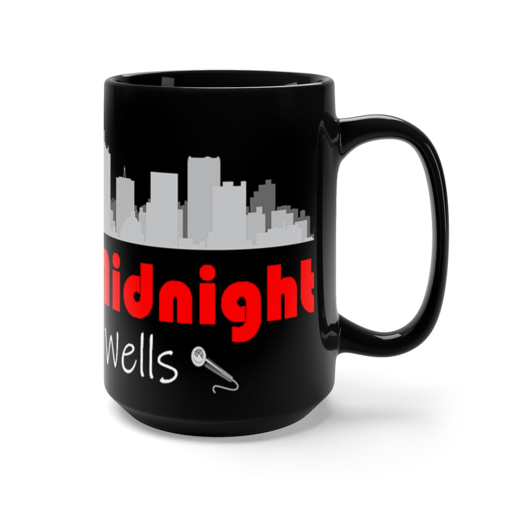 Ark Midnight Mug 15oz