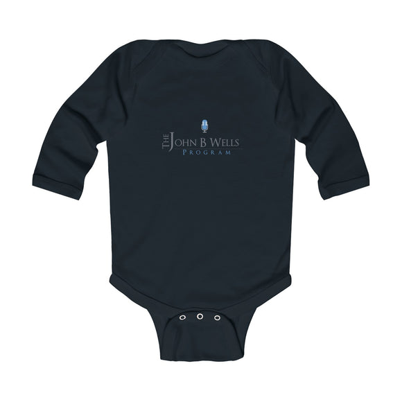 John B Baby Long Sleeve Bodysuit
