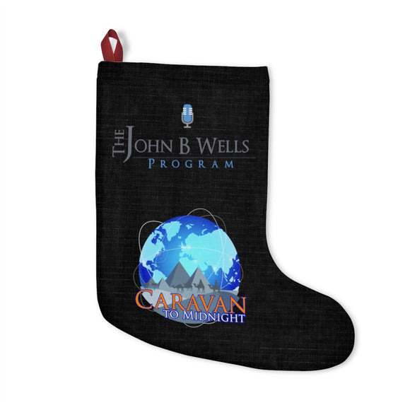 John B Wells's Christmas Stocking