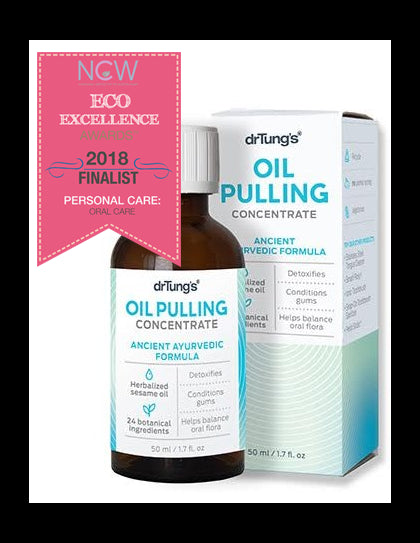 OIL PULLING CONCENTRATE 50ML