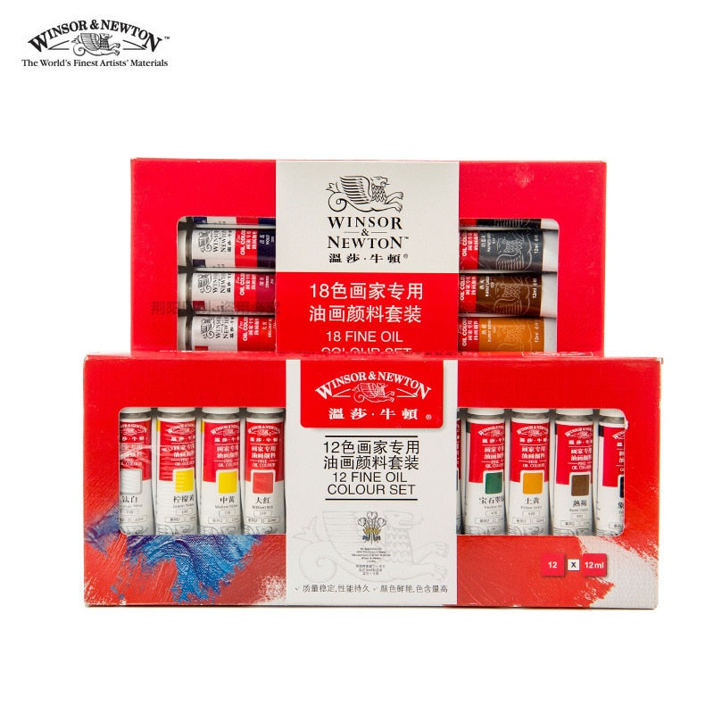 Winsor and Newton Professional Oil Paint