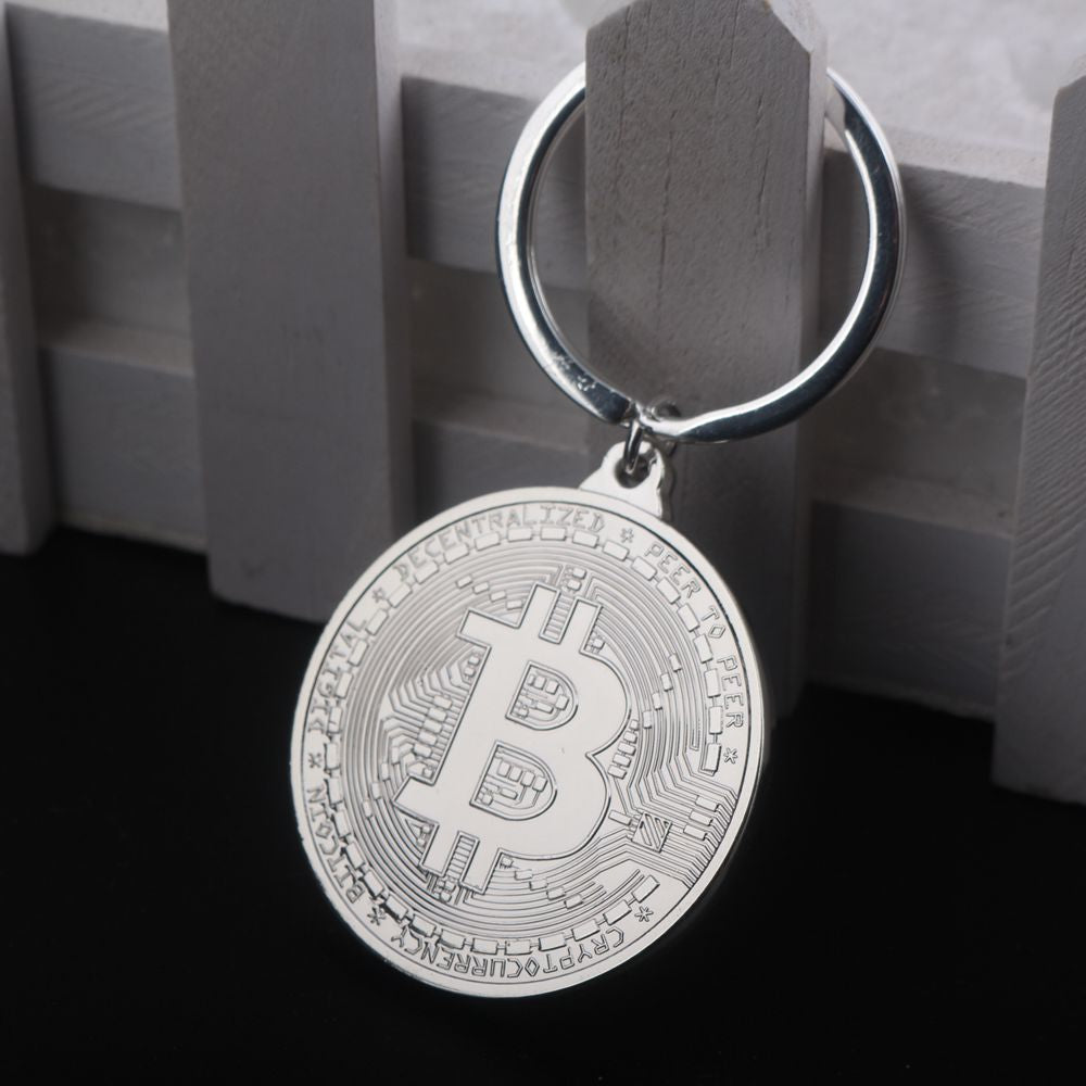 Bitcoin Key chain