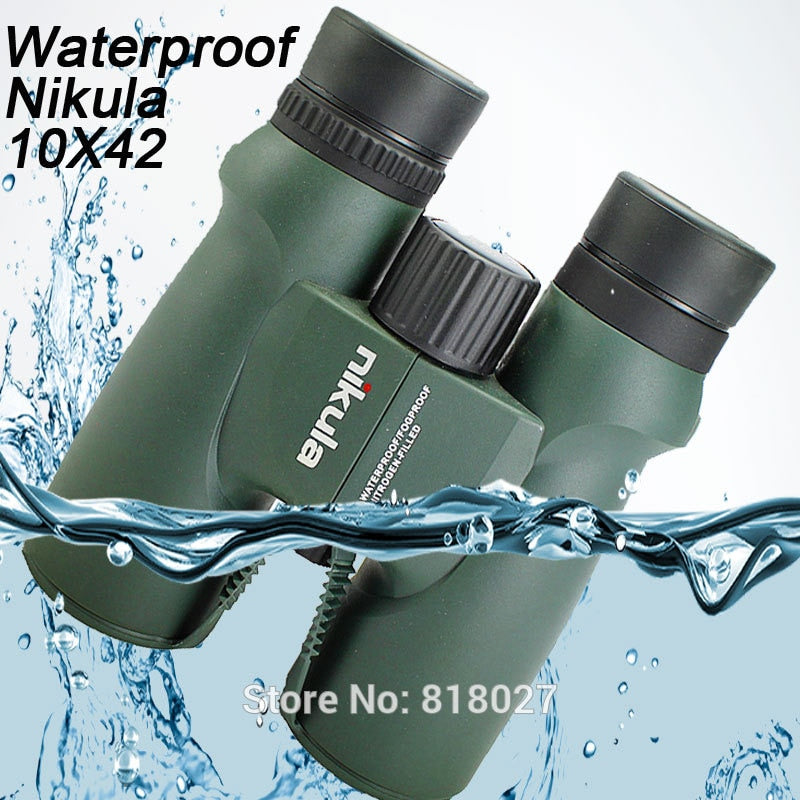 Waterproof Nitrogen-Filled Night Vision Binoculars