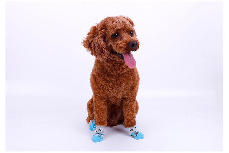 Winter Anti-Slip Dog booties