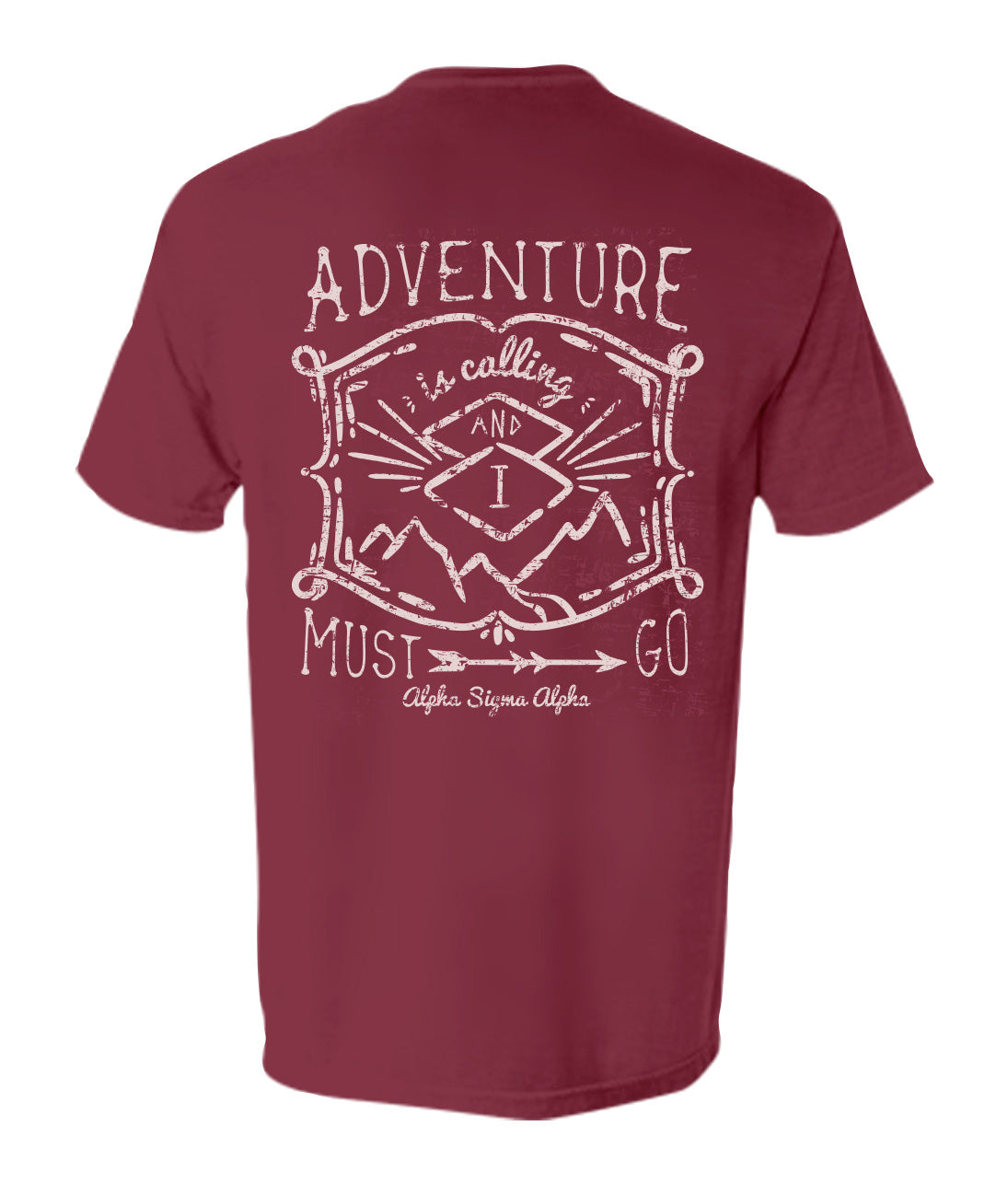LAST CHANCE | 154299 | Alpha Sigma Alpha Adventure