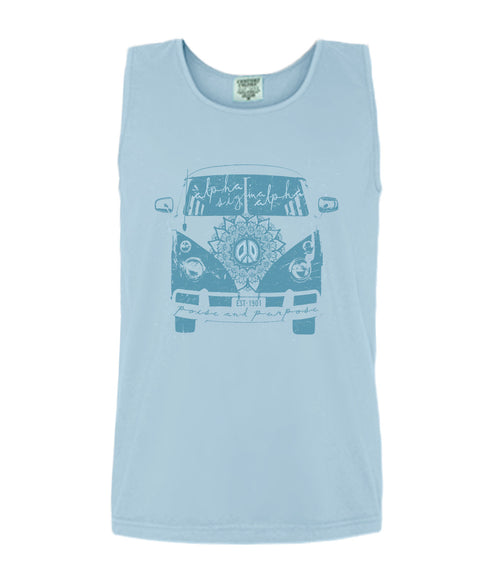 LAST CHANCE | 154301 | Alpha Sigma Alpha Hippie Bus