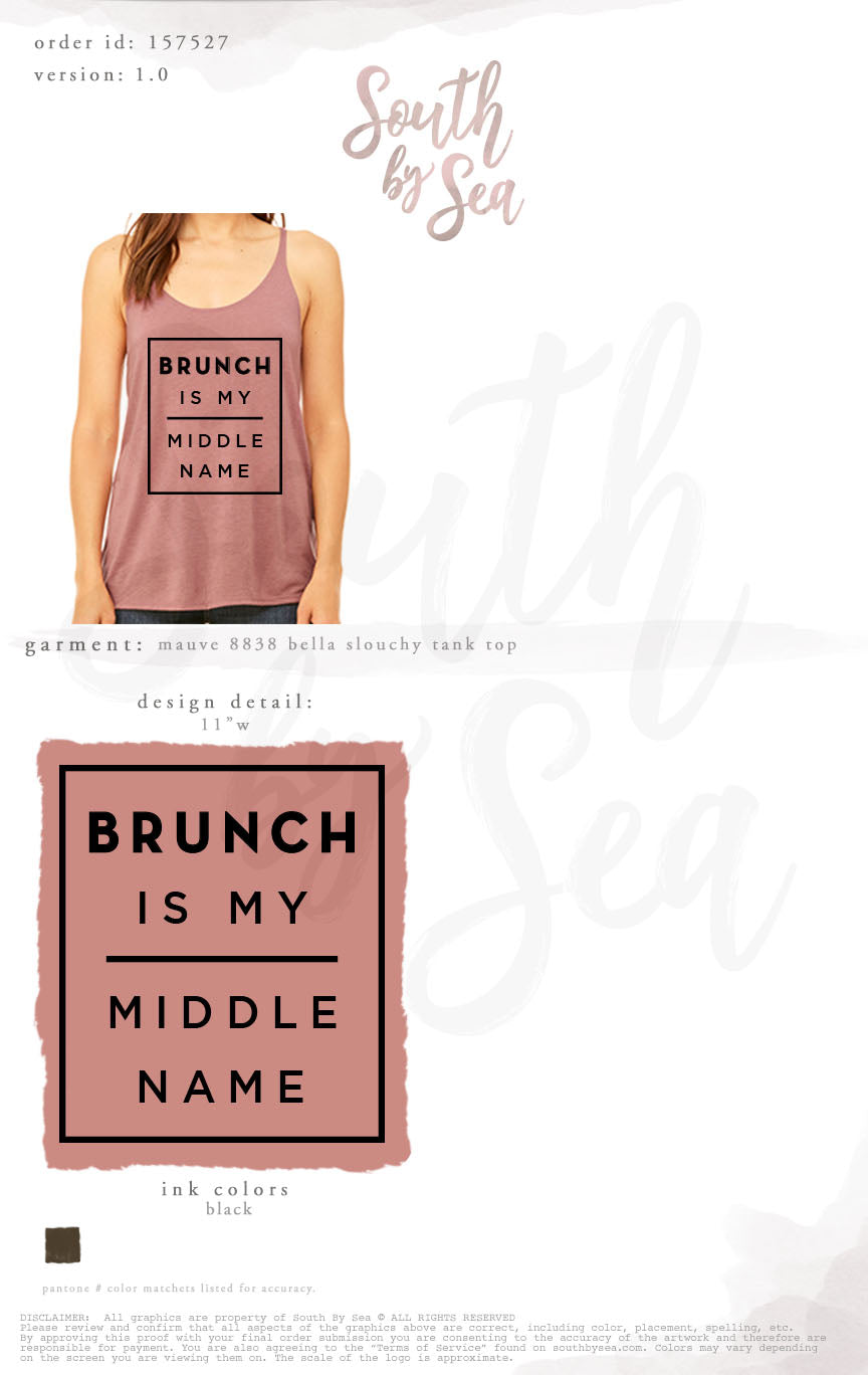 LAST CHANCE | 157527 | Brunch