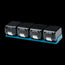 SUPPORT BATTERIE QUADRUPLE MAKITA 18V