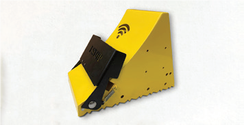 i-Stop Wheel Chock Safety System