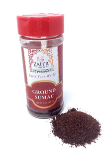 Zah'r Spices Ground Sumac