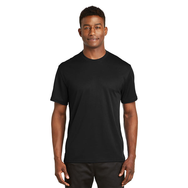 Dri-Mesh Short Sleeve Moisture Wicking T-Shirt With Protective Underarm Shields Style # K468