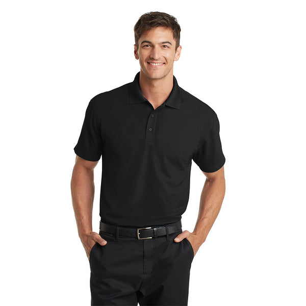 Ping Dry-Fiber Moisture Wicking Polo Shirt With Protective Underarm Shields Style #K572