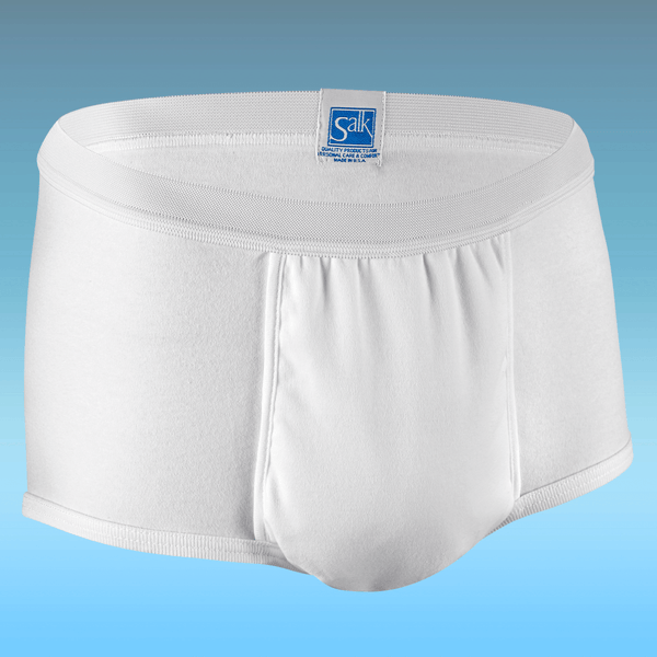 Light & Dry™ Breathable Men's Incontinence Briefs