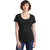 Perfect Weight Scoop Moisture Wicking Tee With Sewn-In Protective Underarm Shields Style #DM106L - kleinerts.com
