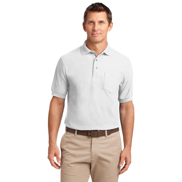 Sweatproof Lacoste Style Polos With Protective Sweat-Proof Underarm Shields Style # K500P