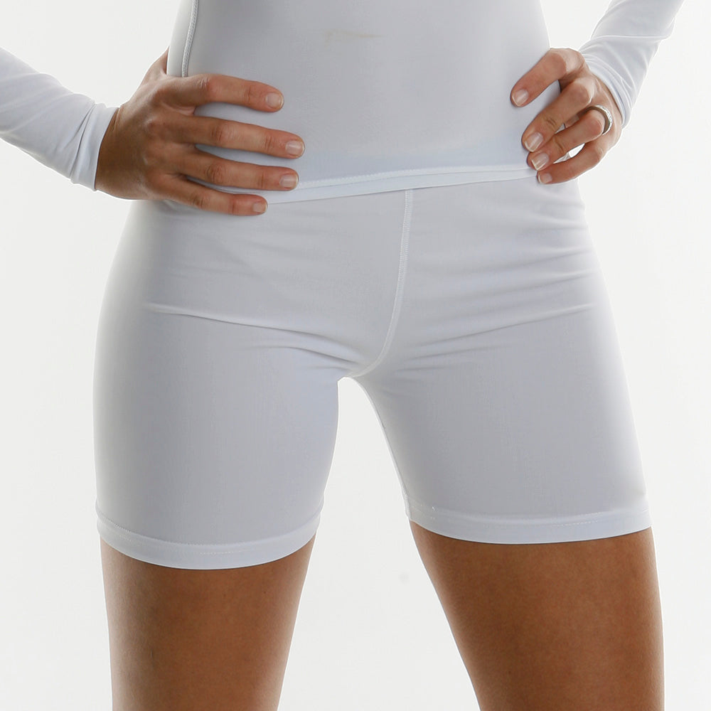 Tight Fit Compression Shorts With Fabrapel® Treatment Style#WC5020T