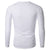 Long Sleeve Sweat-Resistant, Stain-Resistant & Odor-Resistant Undershirt - 3 Pack Discounted