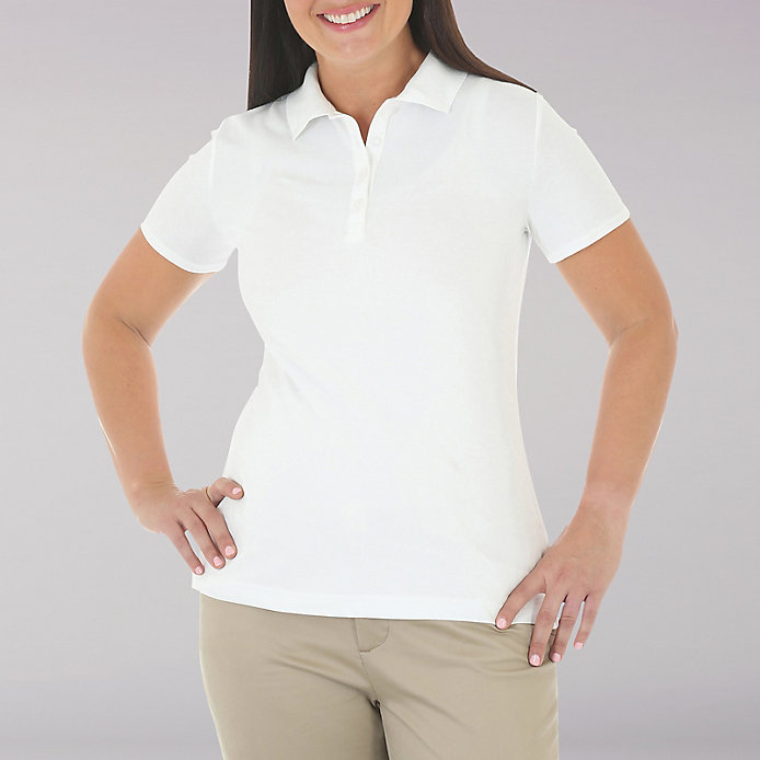 Pique Cotton Polo With Protective Underarm Shields Style # PW02