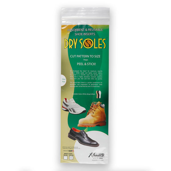 Dry Sole Shoe Inserts For Men