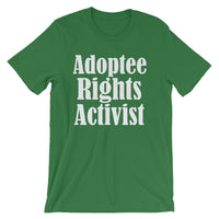 Adoptee Rights Activist Short-Sleeve Unisex T-Shirt