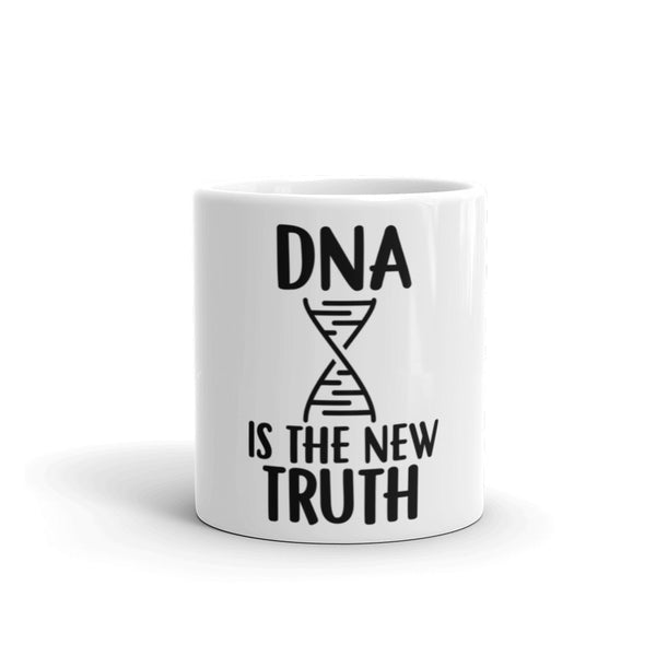 DNA is the New Truth Mug
