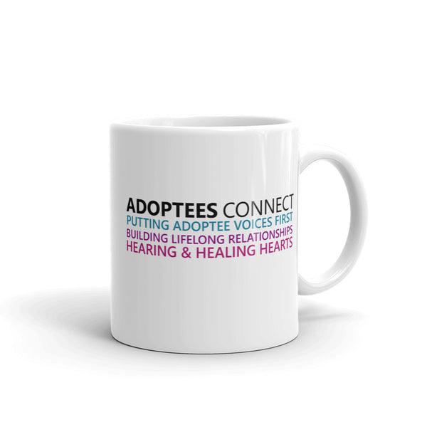 Adoptees Connect Mug