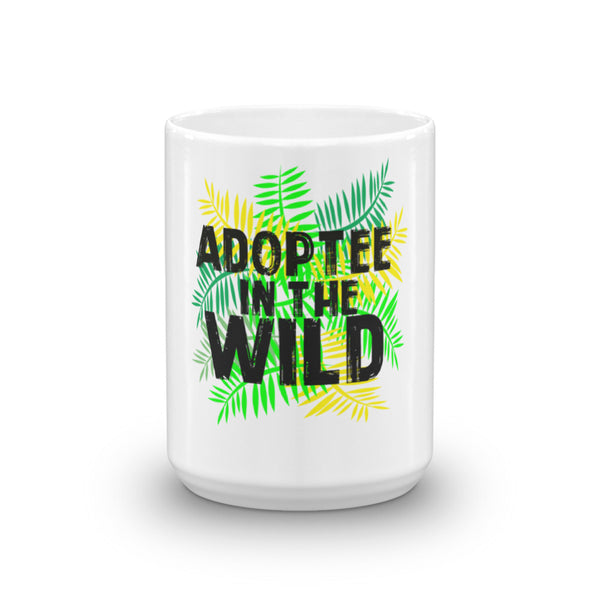 Adoptee In The Wild- Mug