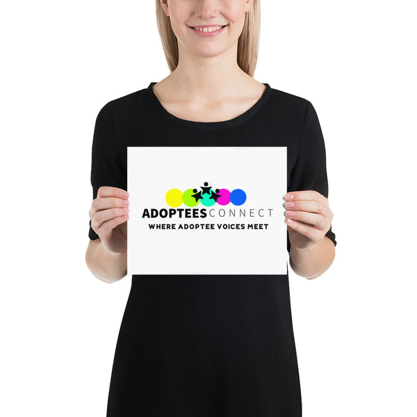 Adoptees Connect Poster