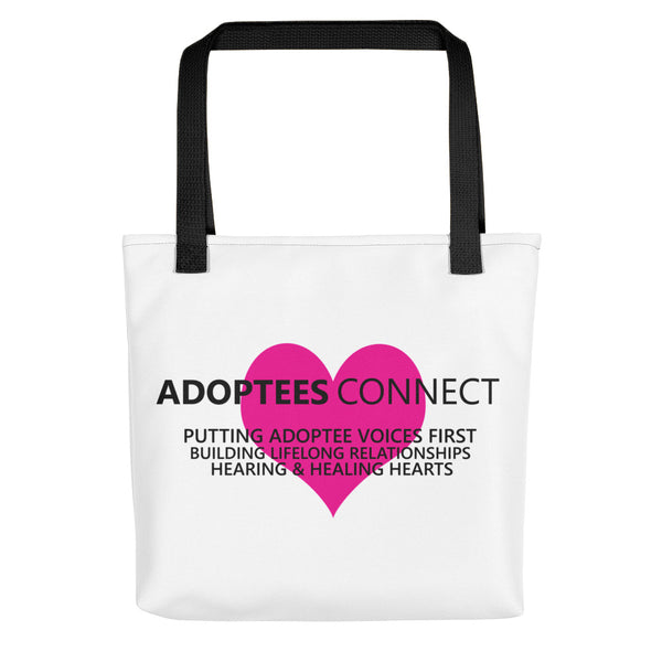 Adoptees Connect Tote bag